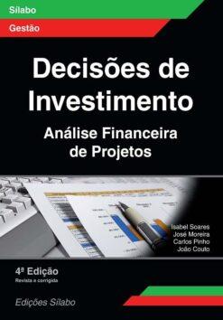 capa do livro Decisões de Investimento