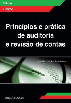 capa do livro Princípios e Prática de Auditoria e Revisão de Contas