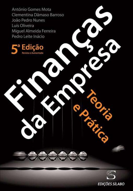 Capa do livro Finanças da Empresa