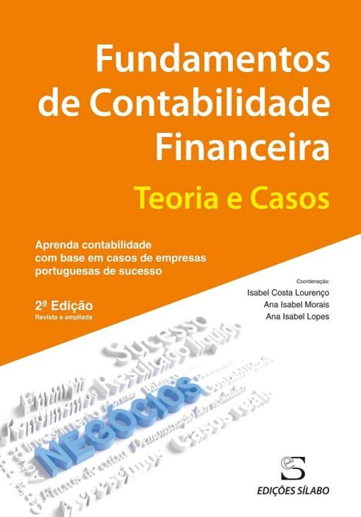 Fundamentos de Contabilidade Financeira Teoria e casos