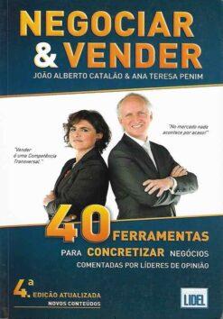 capa do livro Negociar e vender