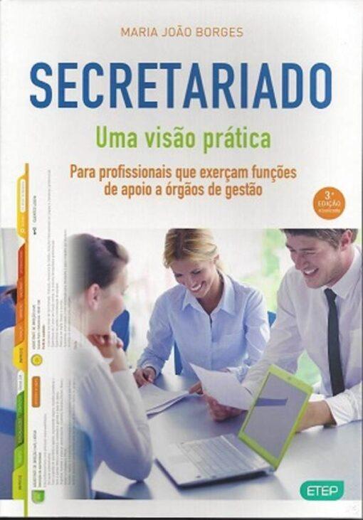 capa do livro secretáriado