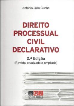 capa do livro Direito Processual Civil Declarativo