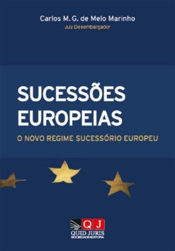 capa do livro sucessões europeias