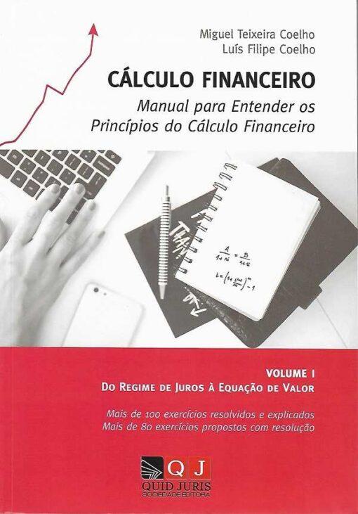 capa do livro Cálculo financeiro