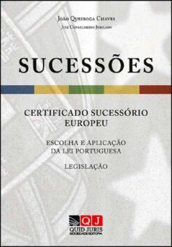 capa do livro Sucessões