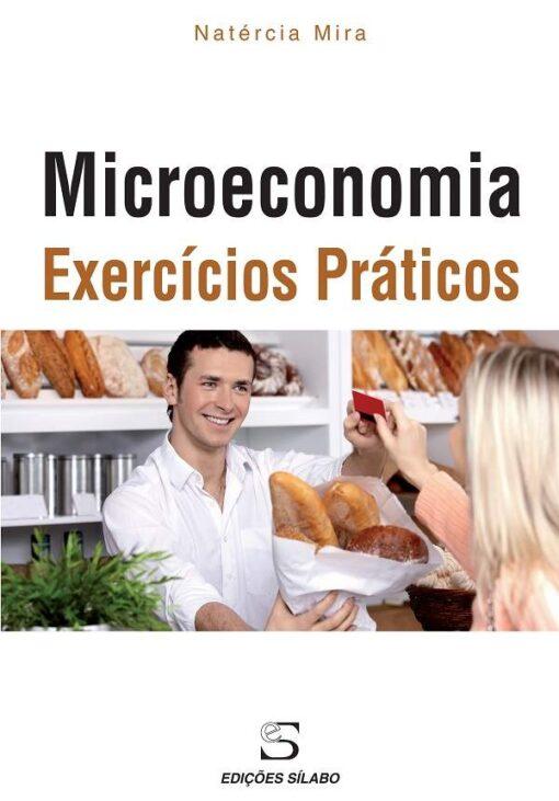 capa do livro Microeconomia Exercícios Práticos