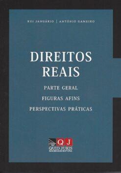 capa do livro Direitos reais