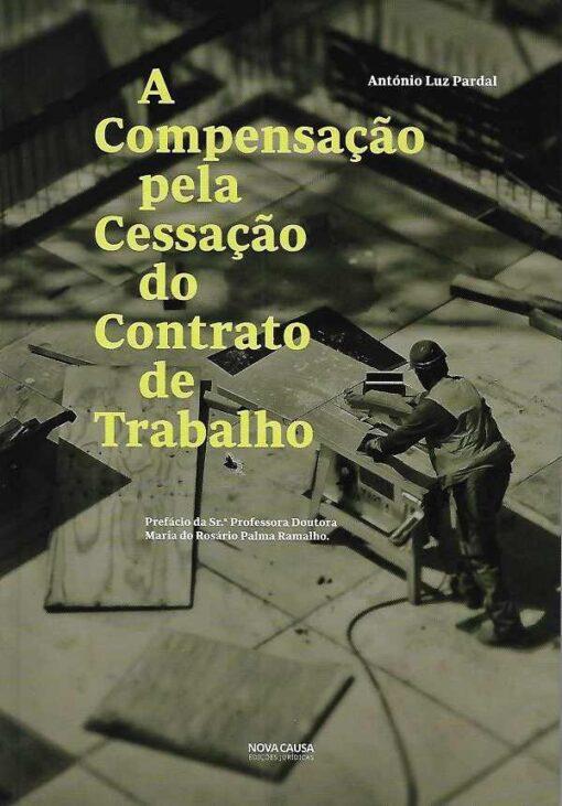 capa do livro A Compensação pela Cessação do Contrato de Trabalho