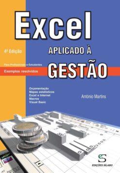 capa do livro excel aplicado a gestão