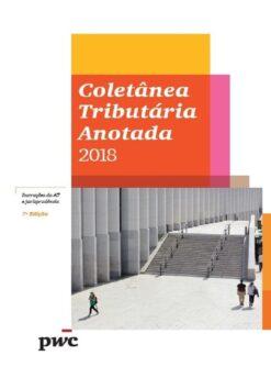 Capa Coletânea Tributária Anotada 2018