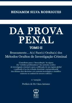 Da Prova Penal Tomo II