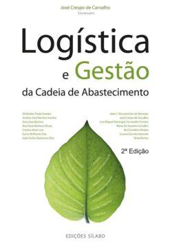 capa do livro Logística e Gestão da Cadeia de Abastecimento