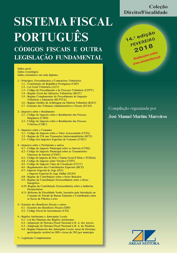 Sistema Fiscal Português 2018