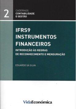 capa do livro ifrs 9 instrumentos financeiros