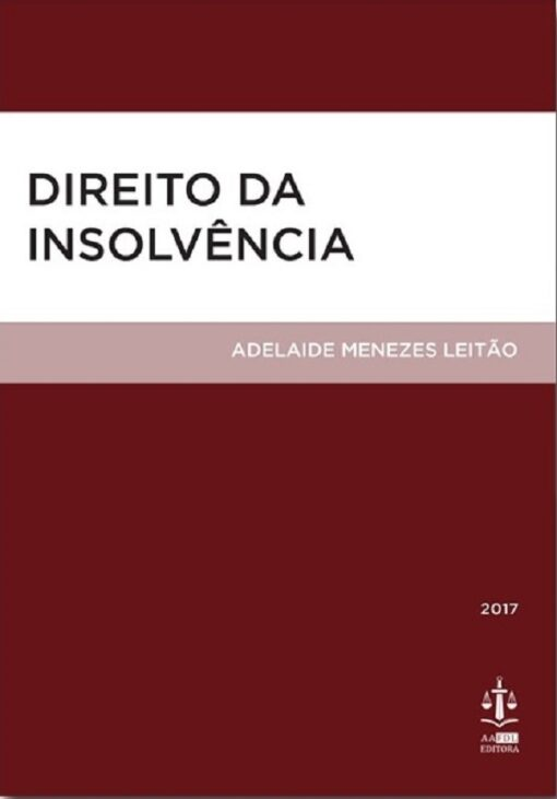 capa do livro Direito da Insolvência