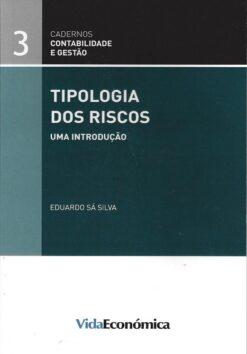 capa do livro tipologia dos riscos