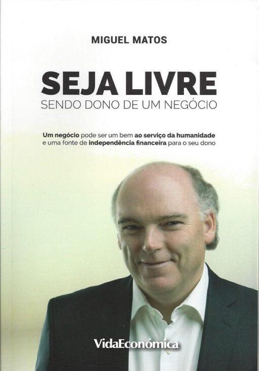Capa do livro Seja Livre