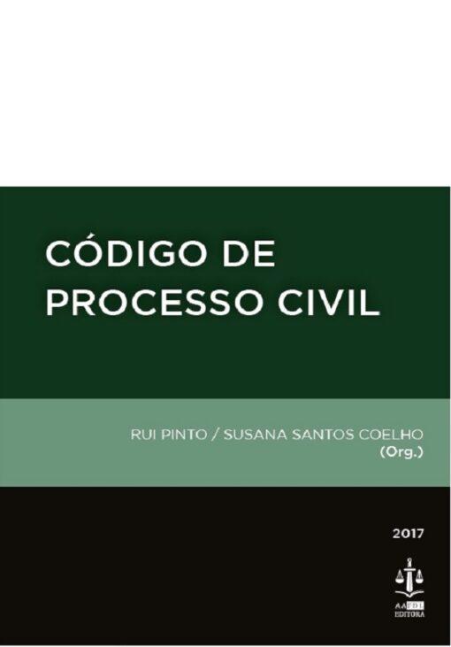 capa do livro Código de Processo Civil – Edição de Bolso