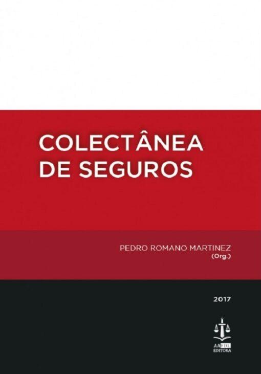 capa do livro Colectânea de Seguros