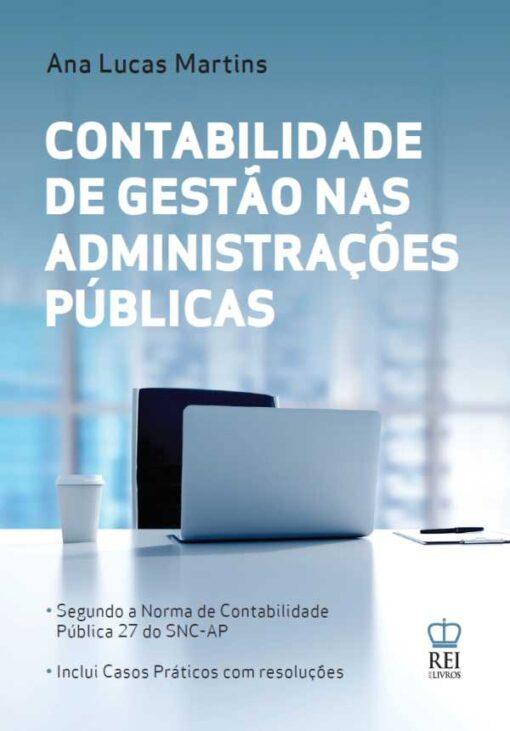 contabilidade de gestão nas administrações públicas