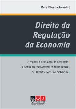 capa do livro Direito da Regulação da Economia