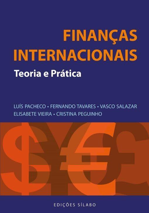 capa do livro Finanças Internacionais