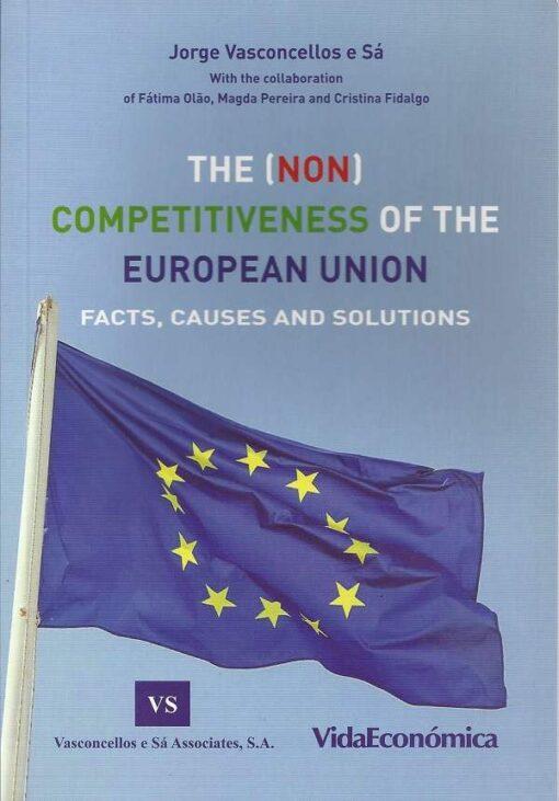 capa do livro the non competitiveness