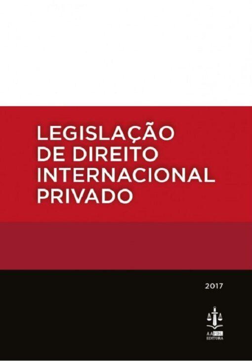 capa do livro Legislação de Direito Internacional Privado