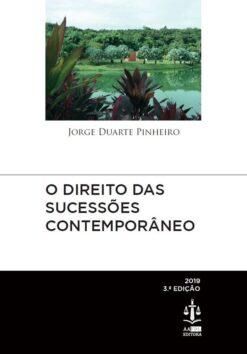 capa do livro O Direito das Sucessões Contemporâneo