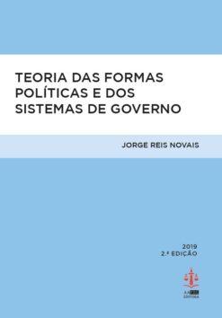 capa do livro Teoria das Formas Políticas e dos Sistemas de Governo