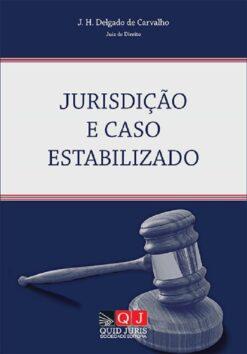 capa do livro jurisdição e caso estabilizado