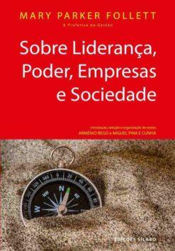 capa do livro sobre lideranca,poder,empresas e sociedades