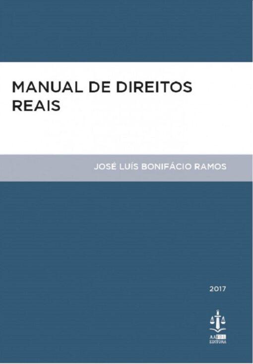 capa do livro Manual de Direitos Reais
