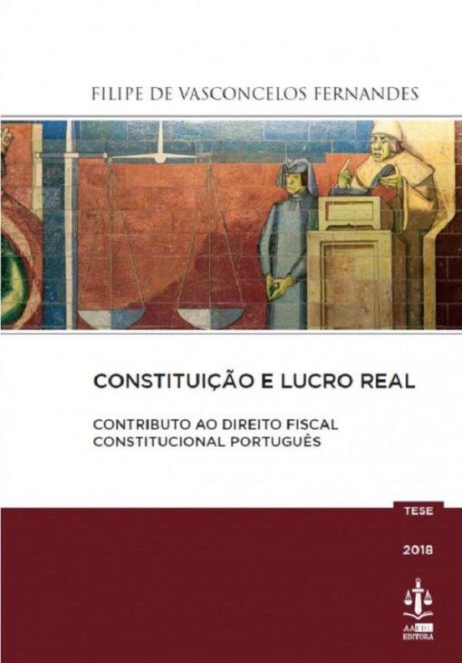 capa do livro Constituição e Lucro Real