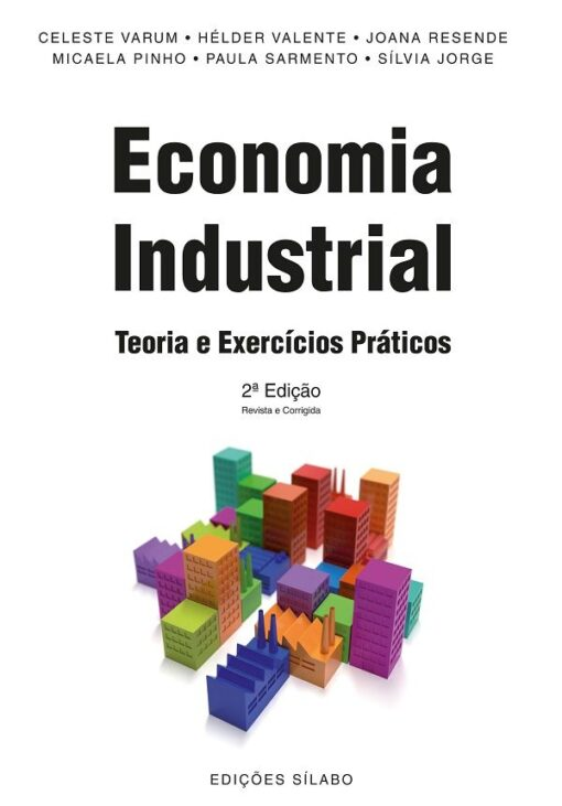capa do livro Economia Industrial