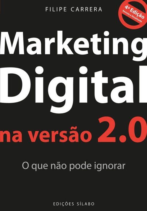 capa do livro Marketing Digital na versão 2.0