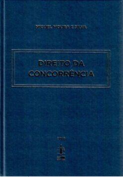 capa do livro Direito da Concorrência