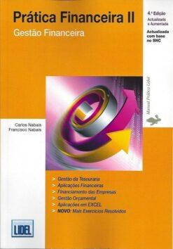 Capa do livro Prática Financeira de Gestão Financeira