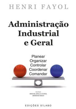 capa do livro administracao industrial e geral