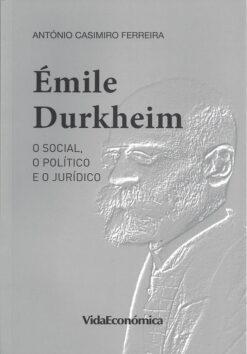 capa do livro emilie durkheim