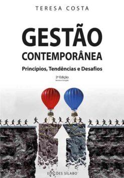 capa do livro gestão contemporanea