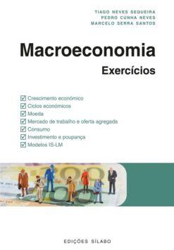 capa do livro macroeconomia exercicios