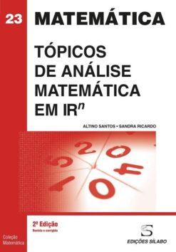 comprar o livro topicos de analise matematica em irn