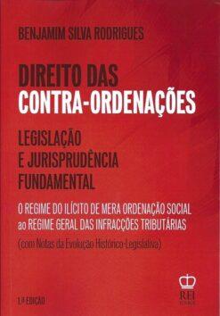 Direito das Contra-Ordenações do RIMOS ao RGIT