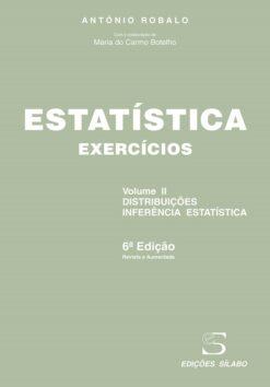 capa do livro estatistica exercicios