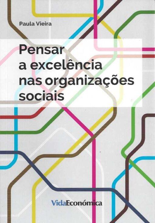 capa do livro pensar a excelencia nas organizacoes sociais