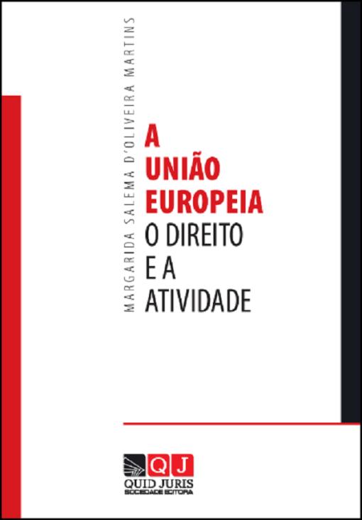 capa do livro A União Europeia