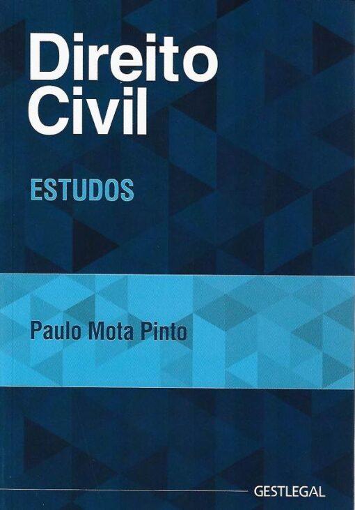 capa do livro Direito Civil
