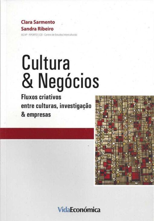 capa do livro Cultura e Negócios